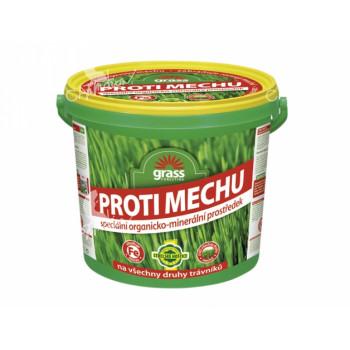 Přípravek proti mechu GRASS organicko minerální 10kg