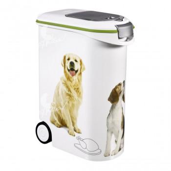kontejner na krmivo 20kg 27,8x49,3x60,5cm PSI PH