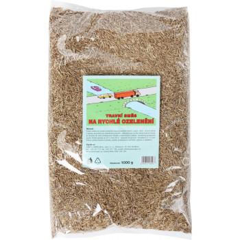 Travní směs - Rychlé ozelenění 1 kg