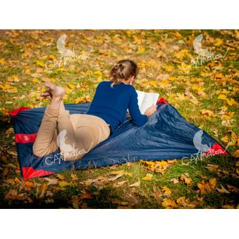 Ultralehká pikniková nepromokavá deka, Domestico