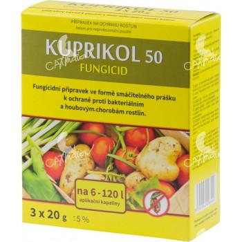 Kuprikol 50 - 3x20 g
