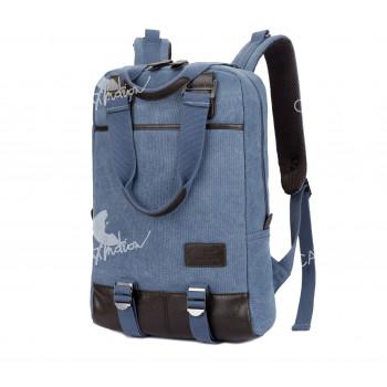 Studentský batoh, modrý