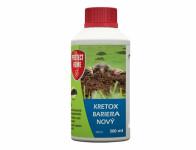 Bariéra KRETOX odpuzovač krtků 500ml