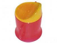hrneček kojenecký 230ml plastový, TRA - mix barev
