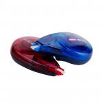 Ergo Tape 12ks - korekční strojek červený a modrý mix (jen celé balení)