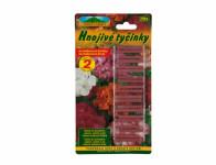 Hnojivo HOBBY GARDEN tyčinkové na balkónové květiny 20ks