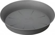 Plastia miska Tulipán - anthracite  26 cm