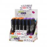 Easy Flow 4colours 24 ks Přepisovatelné pero gumovací, 4 barvy S923468