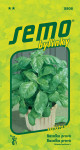 Semo Bazalka pravá - Lettuce Leaf (salátová) 1g