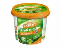 Hnojivo trávníkové - Expert proti mechu 10 kg kbelík