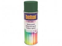 barva ve spreji BELTON RAL 6005, 400ml ZE mechová