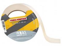 páska opravná na sádrokarton 50mmx20m BÍ