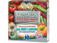 Hnojivo KRISTALON zdravé rajče a paprika 500g