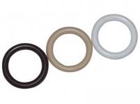 kroužek plastový, HN 121.03 (10ks)