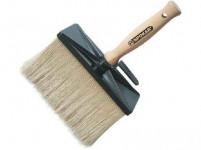 štětka malířská hranatá C4A dřev. drž.17,5x7,5x10cm