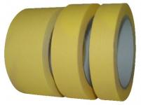 páska krepová 19mmx50m ŽL do 60 stupňů