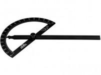 úhloměr obloukový 120x200mm Black Coat KINEX