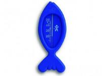 teploměr koupelnový RYBA 15cm plastový, MO 14.010536