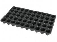 Sadbovač MINI JP plastový černý d4cm 50ks