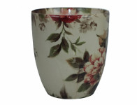 Obal na květník KODET ROSA keramický d13x14cm