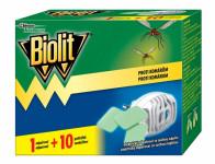 Odpařovač BIOLIT elektrický se suchou náplní 10ks