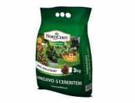 Hnojivo RAŠELINA HORTICERIT na jehličnany 3kg