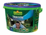 Hnojivo TRAVIN FLORIA s účinekm proti plevelům 8kg