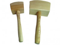 palička tesařská 650g, 140x65x330mm dřevěná