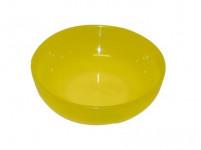miska 22,5cm plastová - mix barev