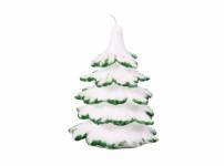 Svíčka STROMEK vánoční 10cm
