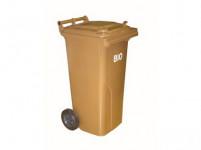 nádoba na BIO odpad 240l plastová, HN s roštem