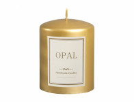 Svíčka vánoční OPAL VÁLEC d7x10cm