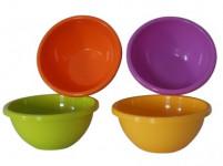 miska NOVA 23,5cm (3,3l) plastová - mix barev