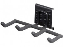 hák čtverný hrábě 21,5x10x13cm BlackHook závěs. systém G21