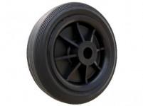 kolečko obruč ČER 100/12mm KL plastové, disk