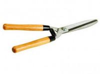nůžky na živý plot, čepel 20cm, rovné ostří