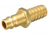 """adaptér rychlospojky 1/4"""" - 6mm Ms"""