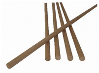 hmoždinka hladká 6mm dřev. (5ks=4bm)