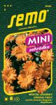 Semo Měsíček lékařský - Orange Daisy 0,6g - série Mini