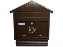 schránka poštovní 430x490mm HN antika ST102