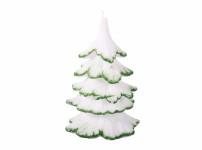 Svíčka STROMEK vánoční 15cm