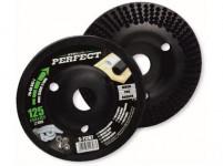 rašple rotační rovná 125x3.0x22,2mm pro úhl. brusky STALCO