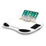 Podložka pod notebook, tablet a smartphone Black and White, Cuculo
