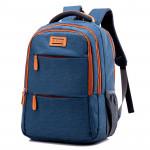 Školní batoh, tmavě modrý