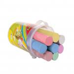 Easy Colours chodníkové křídy 8 ks/sada v kyblíku