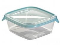 dóza FRESH&GO čtvercová 0,8l plastová