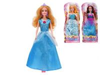 Panenka princezna kloubová 29 cm - mix variant či barev