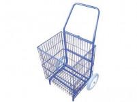 vozík FAVORIT vyšší, bez brašny, 450x370x500mm, nosnost 40kg