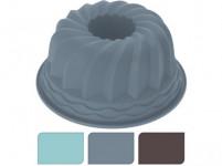 forma na bábovku 24cm silikon - mix barev