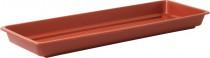Miska pod truhlík Garden - terakota 40 cm